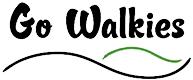 Go Walkies. Dog walker, dog walking, pet sitting, pet sitting, Basingstoke Logo