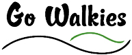 Go Walkies. Dog walker, dog walking, pet sitting, pet sitting, Basingstoke Logo